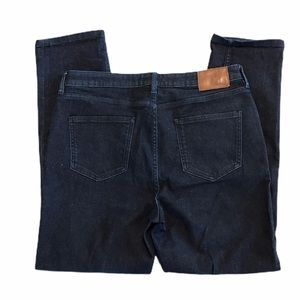 Roots women's jeans high waisted denim size 32